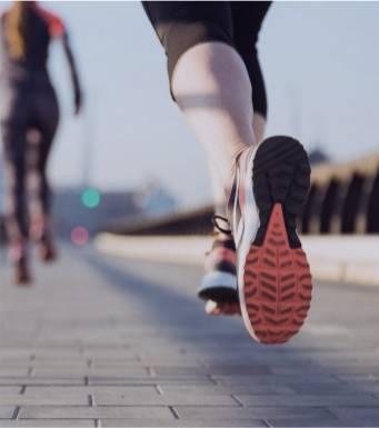 """It is a marathon, not a 100 metre sprint."""