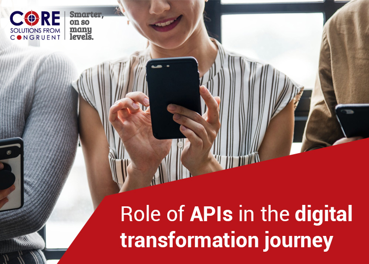 Role of APIs in the digital transformation journey