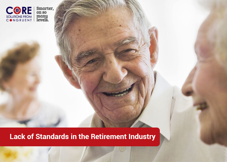 Lack of Standards in the Retirement Industry