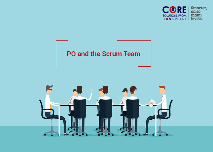 PO and the Scrum Team