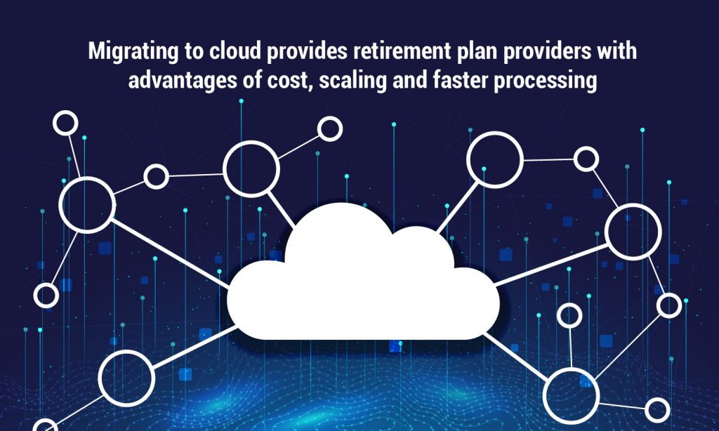 Mainframe vs Cloud: 5 Reasons why Retirement Plan Industry should move to Cloud