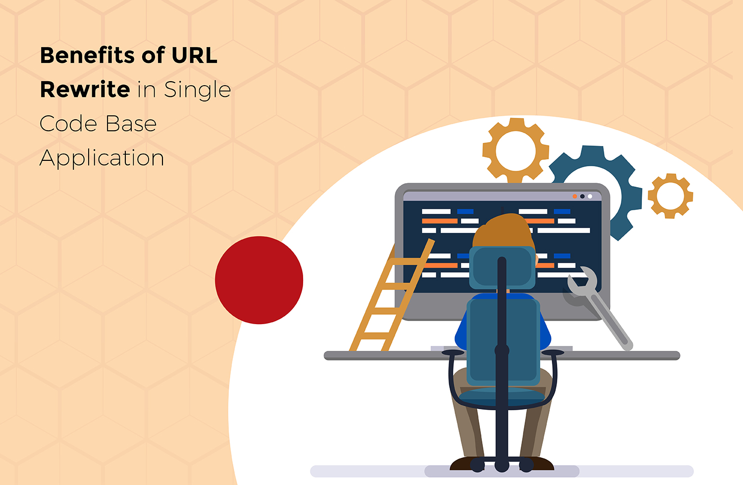 Benefits of URL Rewrite in SingleCodeBase Application