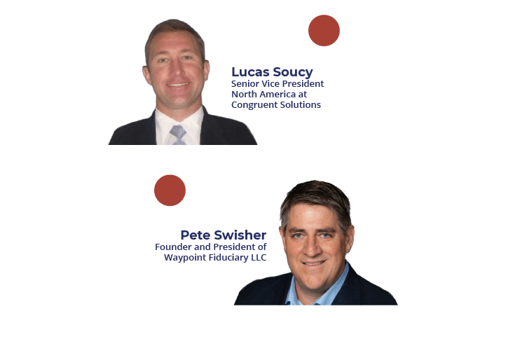 Congruent invites you to a webinar on Use PEPs to Leverage the Change Energies of the U.S. Retirement  System