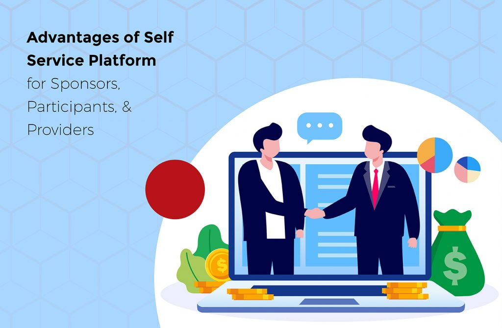Benefits of Self Service Platform for the Retirement Plan Industry
