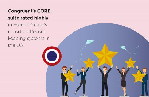 Congruent receives recognition from Everest Group