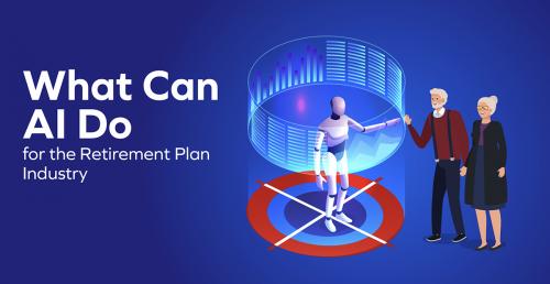 AI & Retirement Plan Industry