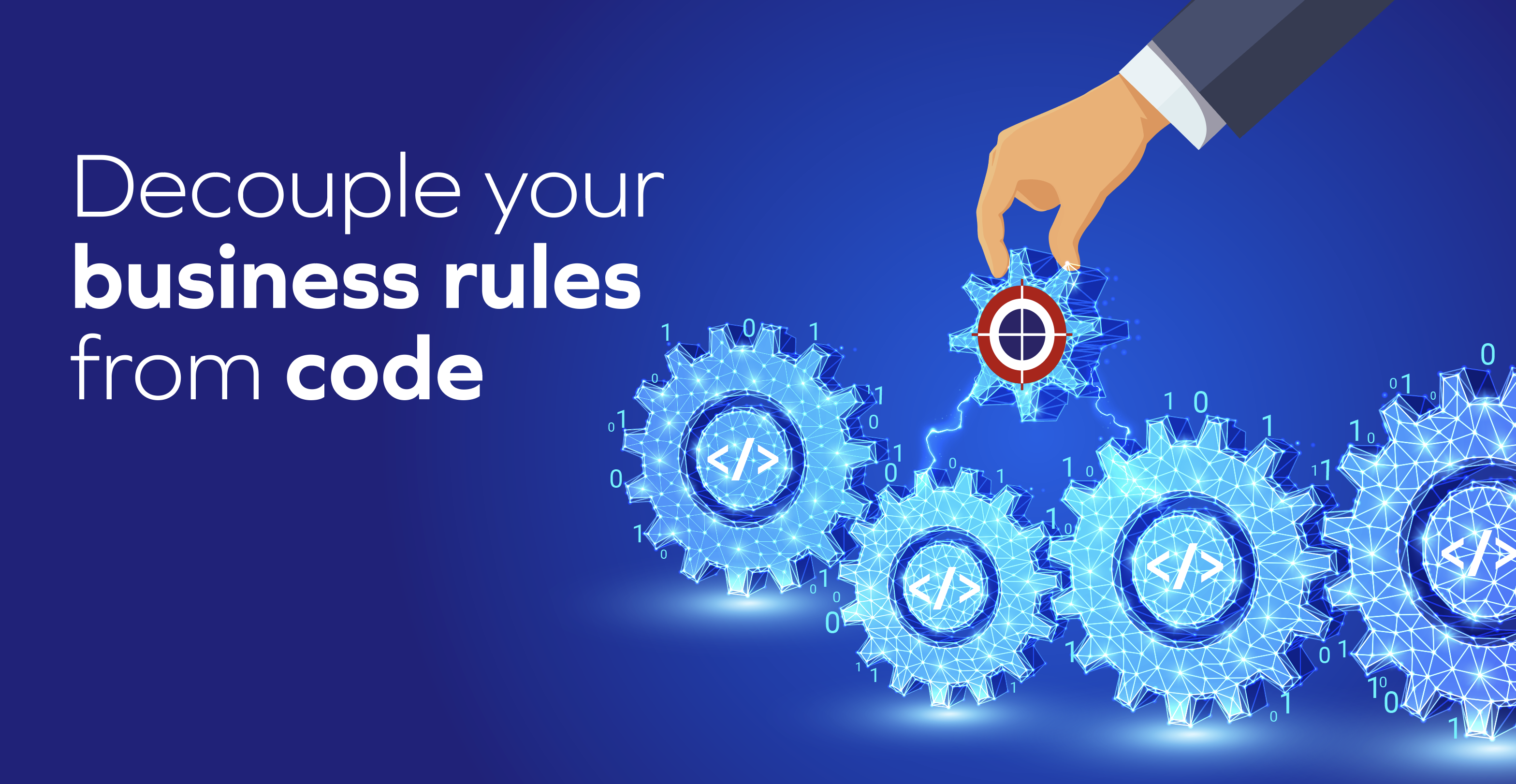 Keeping business rules and code decoupled: Here's how CORE empowers retirement plan industry