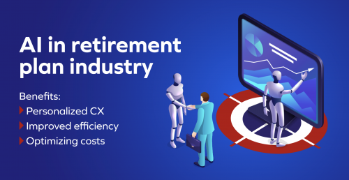 AI in the retirement plan industry